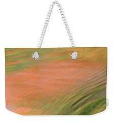 At The Subtle Feeling Level Weekender Tote Bag