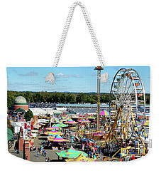 At The Top Of The World 2 Weekender Tote Bag