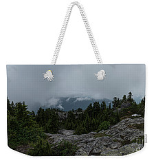 At The Top Weekender Tote Bag