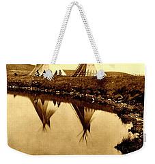 At The Waters Edge 1910 Weekender Tote Bag