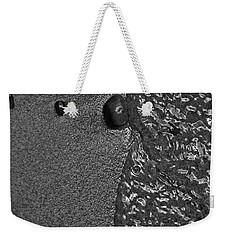 At Waters Edge 01 Weekender Tote Bag by Jimmy Ostgard