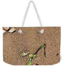 At Waters Edge 04 Weekender Tote Bag by Jimmy Ostgard