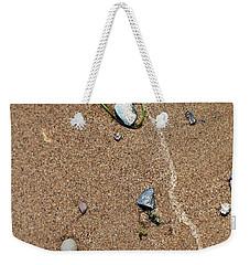 At Waters Edge 05 Weekender Tote Bag by Jimmy Ostgard