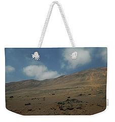 Atacama Desert Weekender Tote Bag