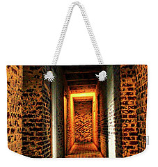 Weekender Tote Bag featuring the photograph Atalaya by Jessica Brawley