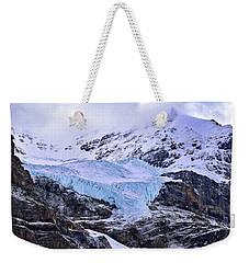 Athabasca Glacier No. 9-1 Weekender Tote Bag