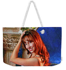 @athennacrosby  Weekender Tote Bag