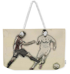 Athletic Club  Vs Real Madrid Weekender Tote Bag