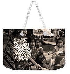 Atitlan Weekender Tote Bag