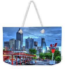 Atlanta Landmark The Varsity Art Weekender Tote Bag