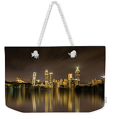 Atlanta Reflection Weekender Tote Bag