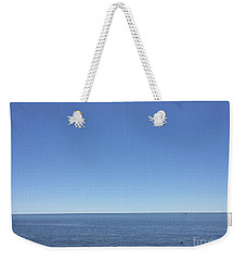 Atlantic Blue Horizon Weekender Tote Bag