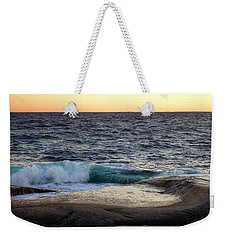Atlantic Ocean, Nova Scotia Weekender Tote Bag