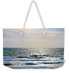 Atlantic Sunrise - Sandbridge Virginia Weekender Tote Bag