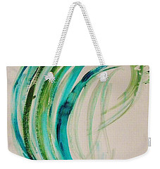 Atlantic Wave Weekender Tote Bag