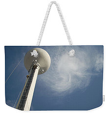 Weekender Tote Bag featuring the photograph Atlas by Robert Geary