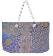 Atlas' Sister Weekender Tote Bag