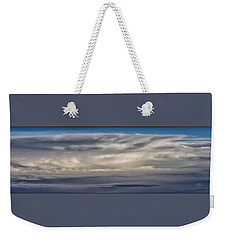 Atmosphere's Edge Weekender Tote Bag