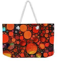 Atoms Weekender Tote Bag