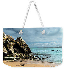 Attached To The Boat Weekender Tote Bag by Edgar Laureano