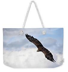 Attack Run Weekender Tote Bag
