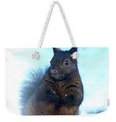 Attentive Weekender Tote Bag