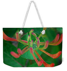 #atthestillcenter Weekender Tote Bag by Becky Furgason