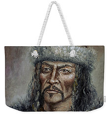 Attila The Hun Weekender Tote Bag