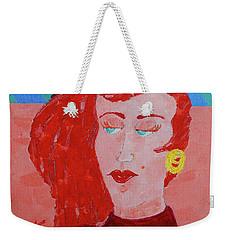 Attitudes  Weekender Tote Bag