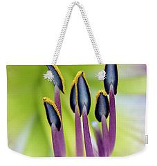 Attraction Weekender Tote Bag