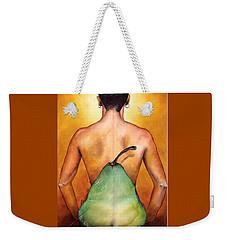 Au Naturel Weekender Tote Bag