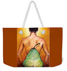 Au Naturel Weekender Tote Bag by Christopher Marion Thomas
