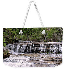 Au Train Falls Weekender Tote Bag