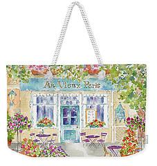 Au Vieux Paris Weekender Tote Bag