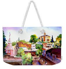 Auburn Old Town Weekender Tote Bag