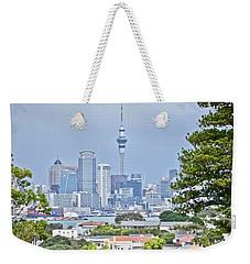 Auckland City C B D Weekender Tote Bag