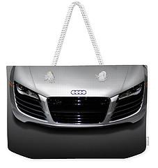 Audi R8 Sports Car Weekender Tote Bag