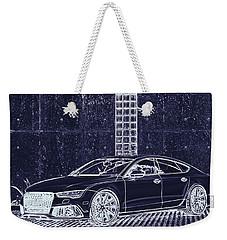 Audi Rs7 Vossen  Weekender Tote Bag by PixBreak Art