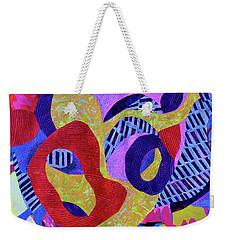 Doo-wop Weekender Tote Bag