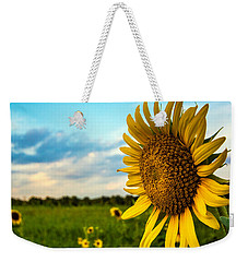 August Icon  Weekender Tote Bag by John Harding