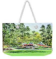 Augusta National Golf Course Weekender Tote Bag