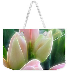 Aura Of Tulip Weekender Tote Bag