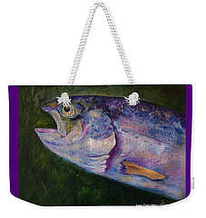 Aurons Rainbow Trout Weekender Tote Bag