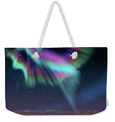 Aurora At Dawn Weekender Tote Bag