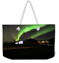 Aurora Borealis - 1 Weekender Tote Bag