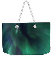 Aurora Kaleidoscope Weekender Tote Bag