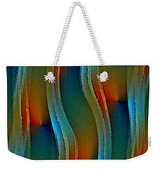 Aurora Oil Weekender Tote Bag