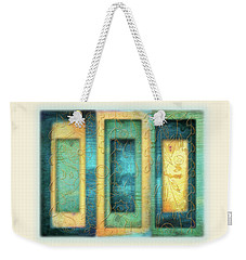 Aurora's Vision Weekender Tote Bag by Deborah Smith