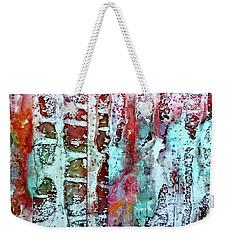 Ausangate Waterfalls Weekender Tote Bag