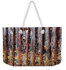 Aussie Galvanised Iron #12 Weekender Tote Bag